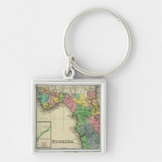 Florida 11 key ring