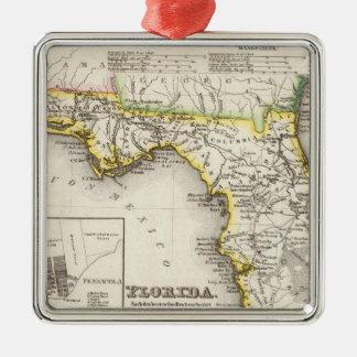 Florida 14 christmas ornament