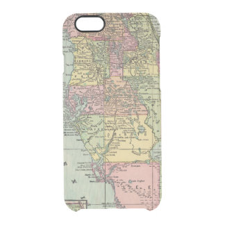 Florida 4 clear iPhone 6/6S case