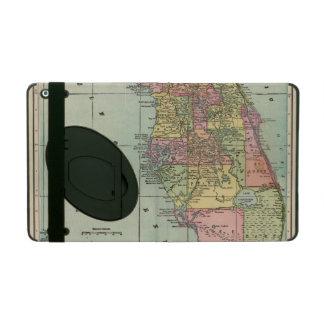 Florida 4 iPad folio case