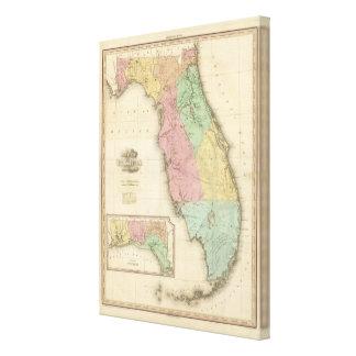 Florida 5 canvas print