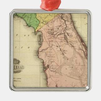 Florida 6 christmas ornament