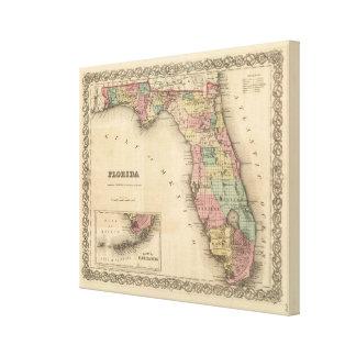 Florida 7 canvas print