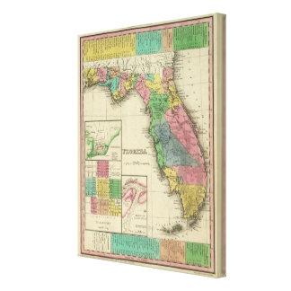 Florida 8 canvas print