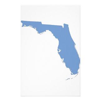 Florida - a blue state stationery