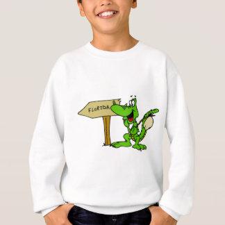 Florida Alligator Sweatshirt