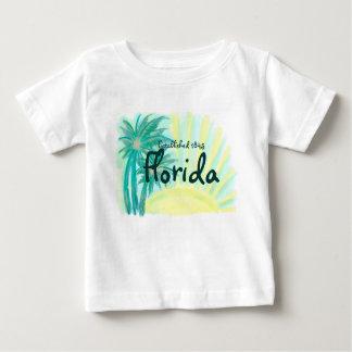 Florida baby sunny palms established 1845 tee