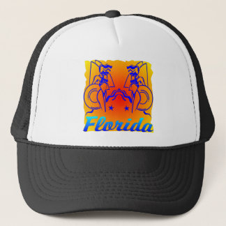 Florida Beach Girls Trucker Hat