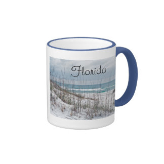 Florida Beach Ringer Mug