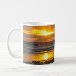 Florida Beach Scenic Sunrise Mug