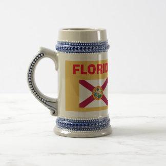 Florida Beer Stein Beer Steins