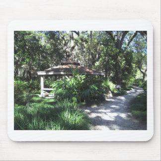 Florida Botanical Garden Mousepad