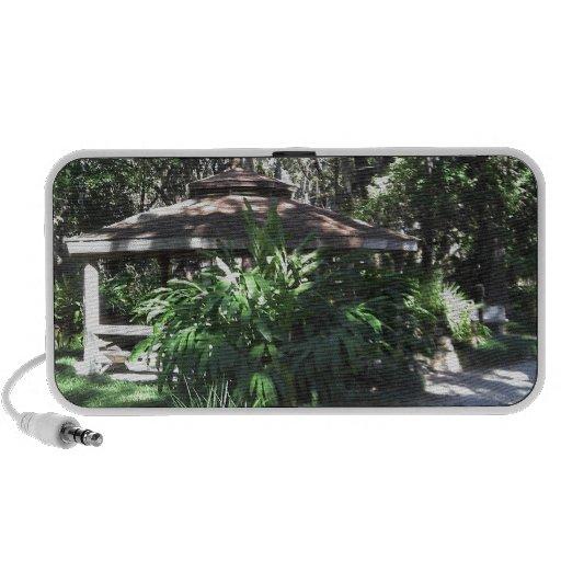 Florida Botanical Garden Portable Speakers