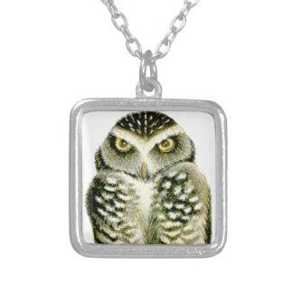 Florida Burrowing Owl Necklaces