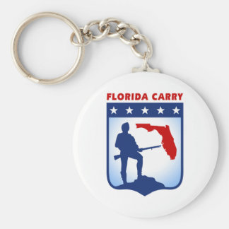 Florida Carry Gear Key Ring