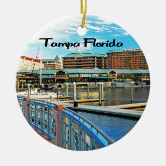 Florida Christmas Ornament