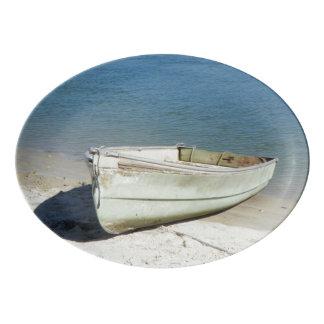 Florida Coastal Life Porcelain Platter