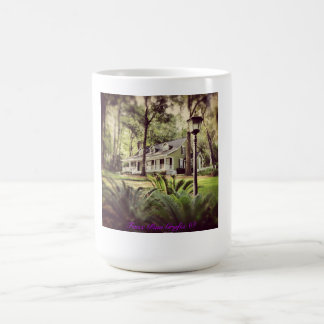 Florida Cottage Basic White Mug