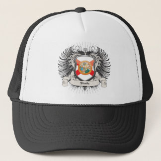 Florida Crest Trucker Hat