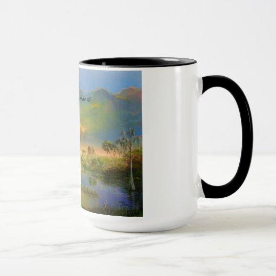 Florida Everglades...giver of life. Mug