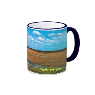 Florida Everglades Ringer Mug