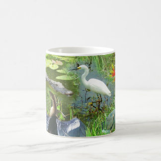 Florida Everglades National Park wildlife Coffee Mug