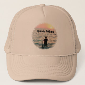 Florida Fishing Trucker Hat