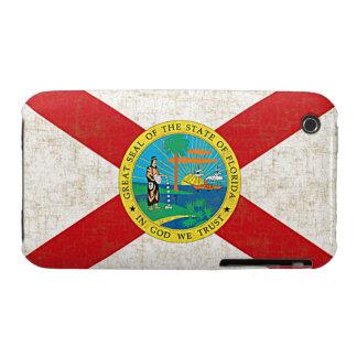 FLORIDA FLAG AGED iPhone 3 Case-Mate Case