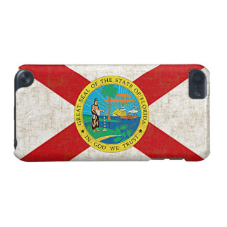FLORIDA FLAG AGED iPod Touch Speck Case