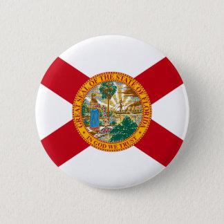 Florida Flag Button