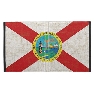 FLORIDA FLAG iPad Folio Case