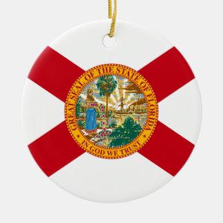 Florida Flag Ornament