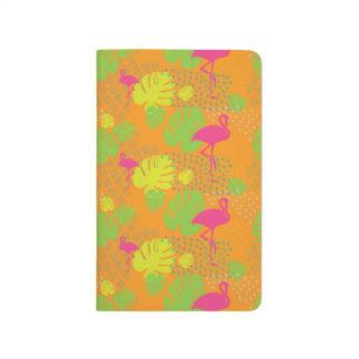 Florida Flamingo Pocket Journal