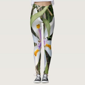 Florida Flower Yoga Pants