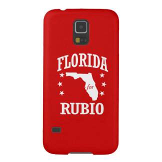 FLORIDA FOR RUBIO GALAXY S5 CASES