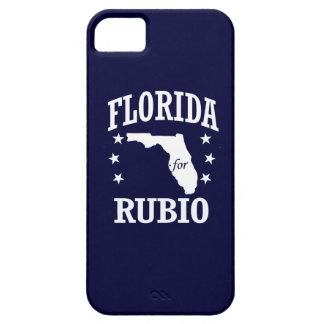 FLORIDA FOR RUBIO iPhone 5 CASE