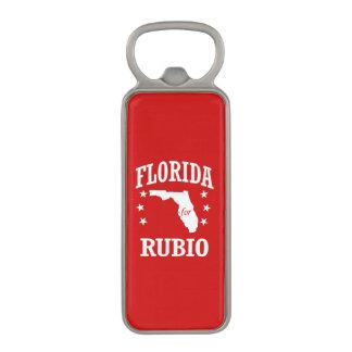 FLORIDA FOR RUBIO MAGNETIC BOTTLE OPENER