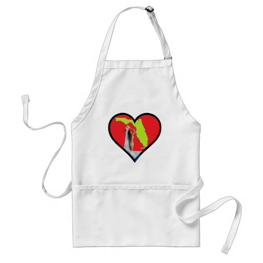 florida fountain of youth aprons