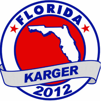 Florida Fred Karger Cut Outs
