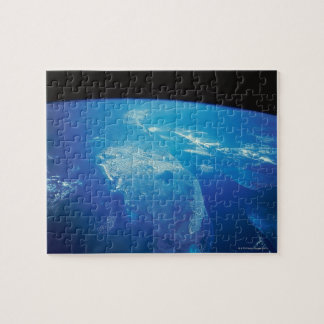 Florida from Space 2 Jigsaw Puzzle