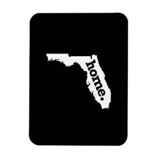 Florida Home Rectangular Photo Magnet