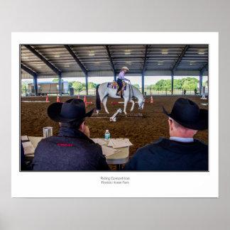 Florida Horse Park Poster