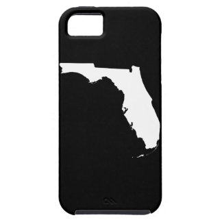 Florida in White and Black Case For The iPhone 5