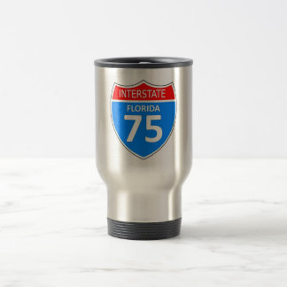 Florida Interstate 75 Mugs