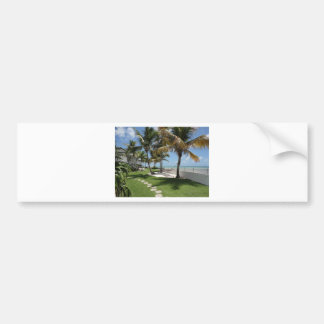 Florida Keys American Beach - ReasonerStore Bumper Sticker