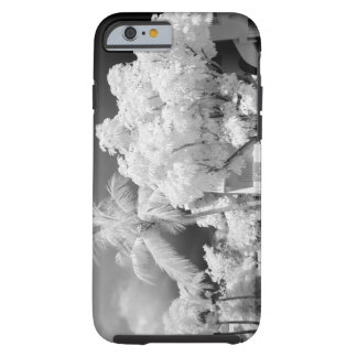 Florida Keys house and its palm trees, USA. 2 Tough iPhone 6 Case