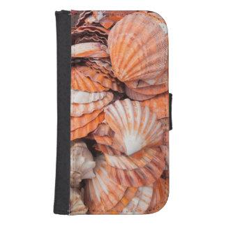 Florida Keys, Key West, seashells Samsung S4 Wallet Case