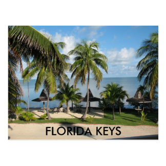Florida Keys Postcard