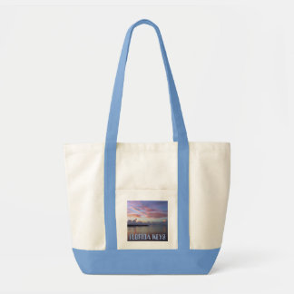 Florida Keys Sunset Impulse Tote Bag