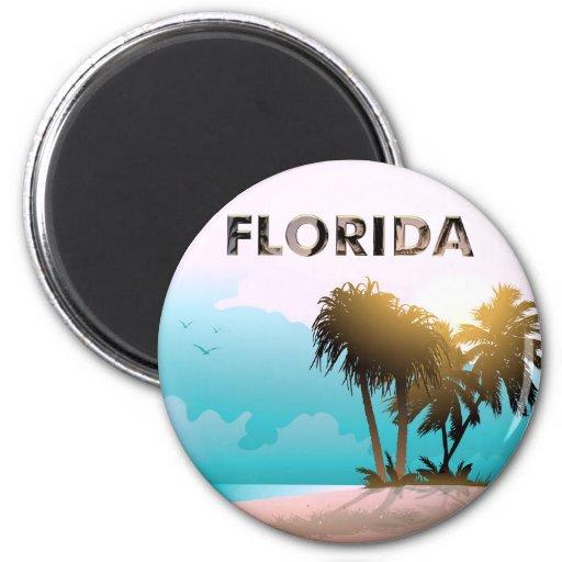 Florida Fridge Magnet